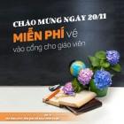 Món quà ý nghĩa dành tặng thầy cô 20/11 - Báo 24h.com.vn